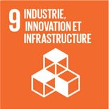ODD 9 Industrie innovation infrastructure