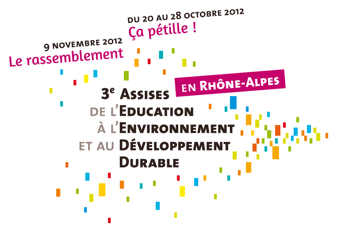 Assises Rhone Alpes Education au Developpement durable