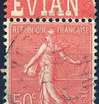 Philatélie Evian