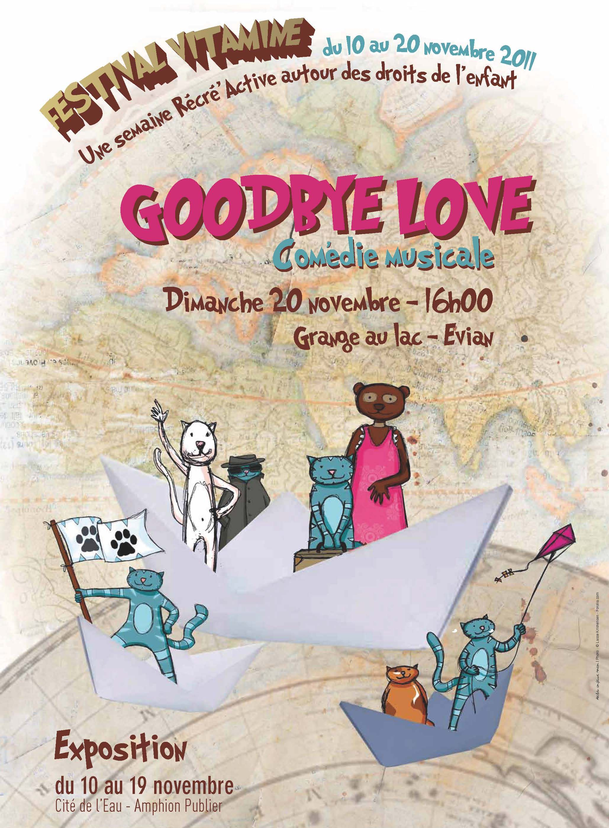 VITAMINE 2011 GOOD BYE LOVE