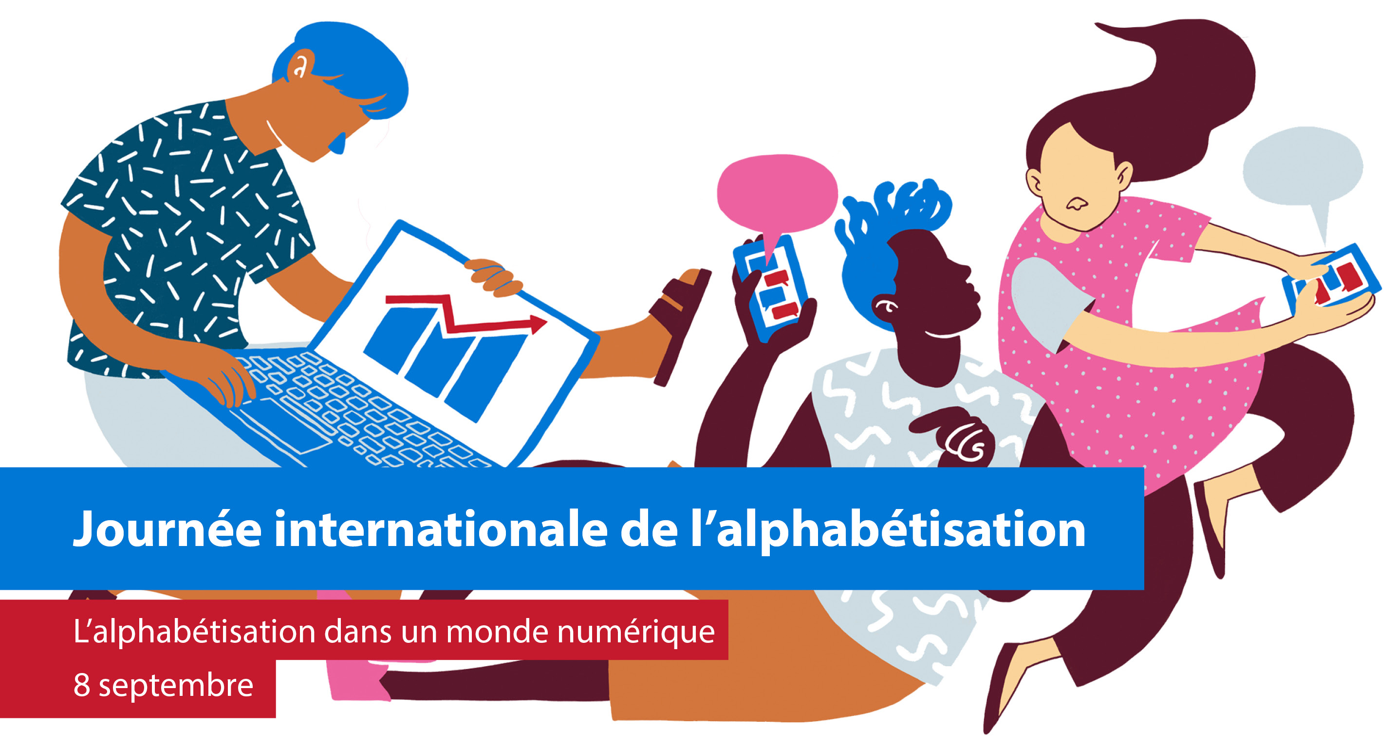 journee internationale de l'alphabétisation